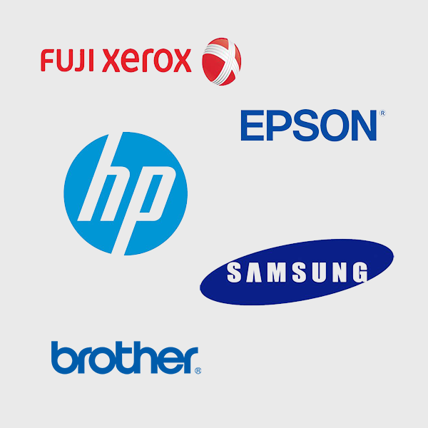 Printer Brands We Support